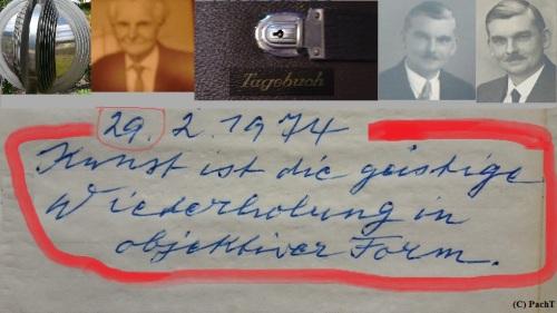 1887 - 1974 Erinnerung an meinen Opa Innedenksprüche Tgb 06