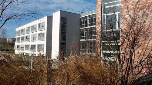 Haarbergstraße Kathol. Krankenhaus Südseite