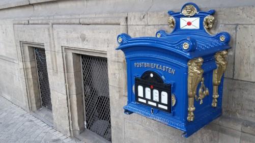 Fischmarkt _ BriefKASTEN am Rathaus