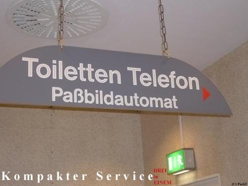 KURIOS : Welt Toiletten Tag