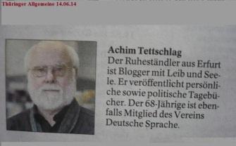 Im Blick der Presse