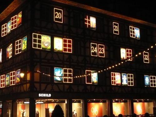 006 Luzern Weihnachtsmarkt 1