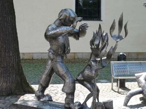 Kunst im Spreewald 1