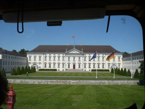 Urlaub bei Berlin 058 _ Besuch in Berlin_ Schloss Bellevue