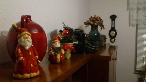 Weihnachtliche Aufbruchstimmung