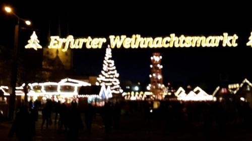 Domplatz Weihnachtsmarkt 2015 _ 1 abends