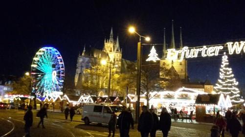Domplatz Weihnachtsmarkt 2015 _ 2 abends