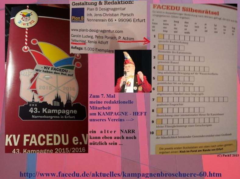 2016 FaCeDu - Kampagneheft _ 2015 2