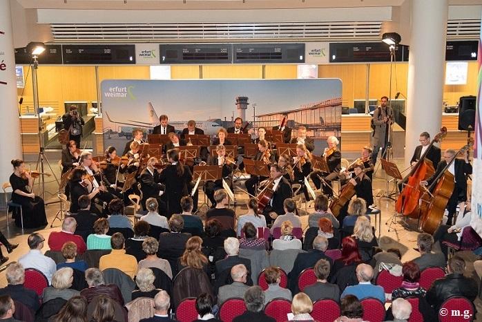 2016.02.20 Konzert FlughafenTerminal 19 Nachbetrachtung -m.g.
