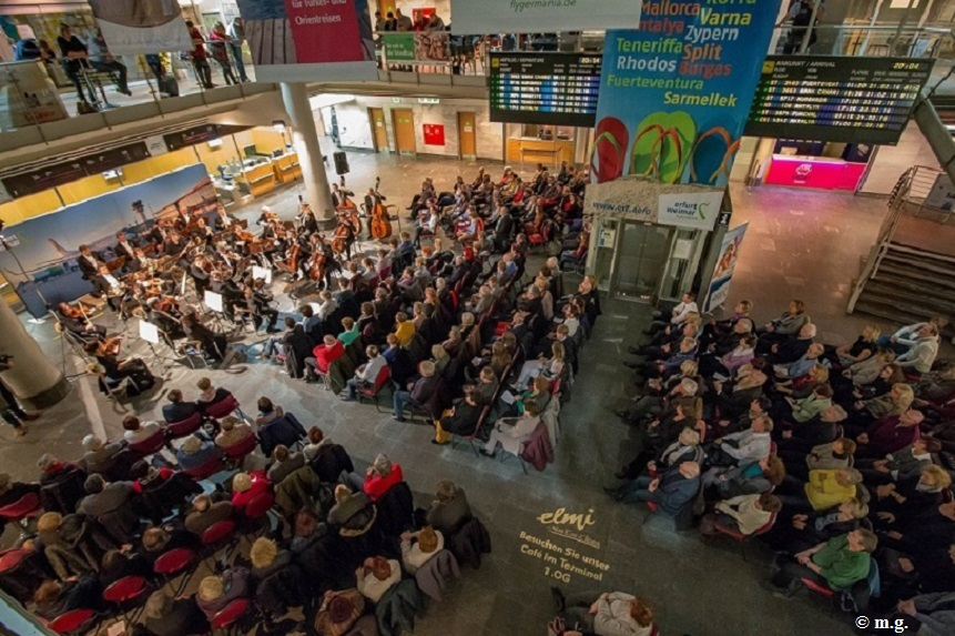 2016.02.20 Konzert FlughafenTerminal 20 Nachbetrachtung -m.g.