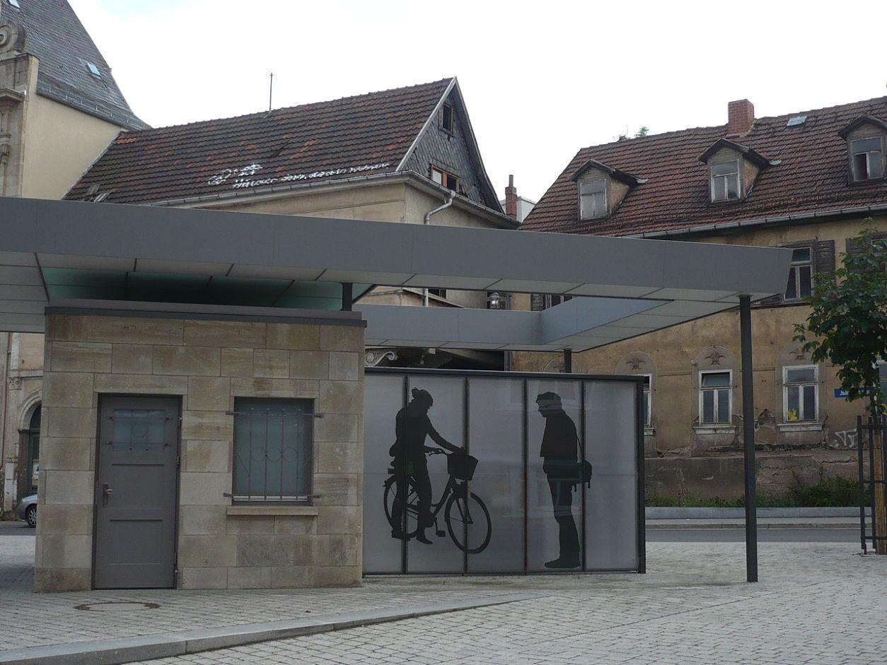 Eisenach 19 Johannisplatz