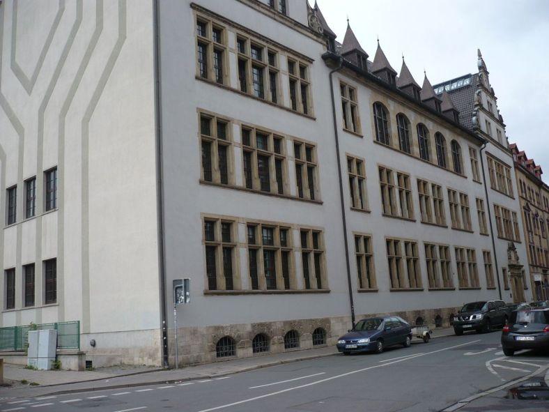 Meine Schulen _ POS 21 _ Jetzt EdithSteinGymnasium