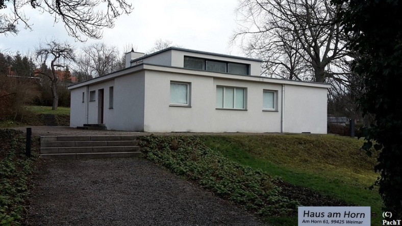Weimar Ilmpark Haus am Horn