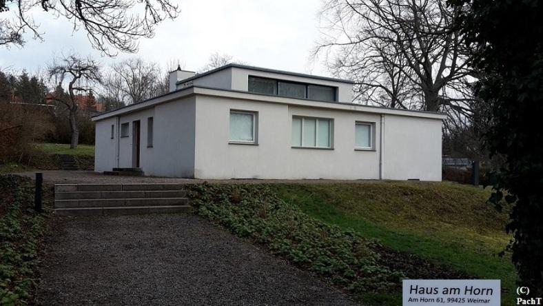 Weimar Ilmpark Haus am Horn
