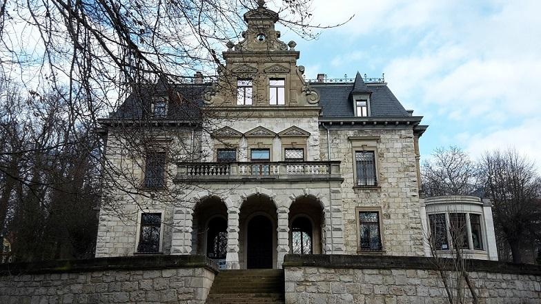 Weimar Ilmpark Villa HAAR 1