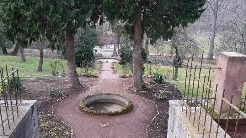 Weimar Ilmpark Villa HAAR 2 Park