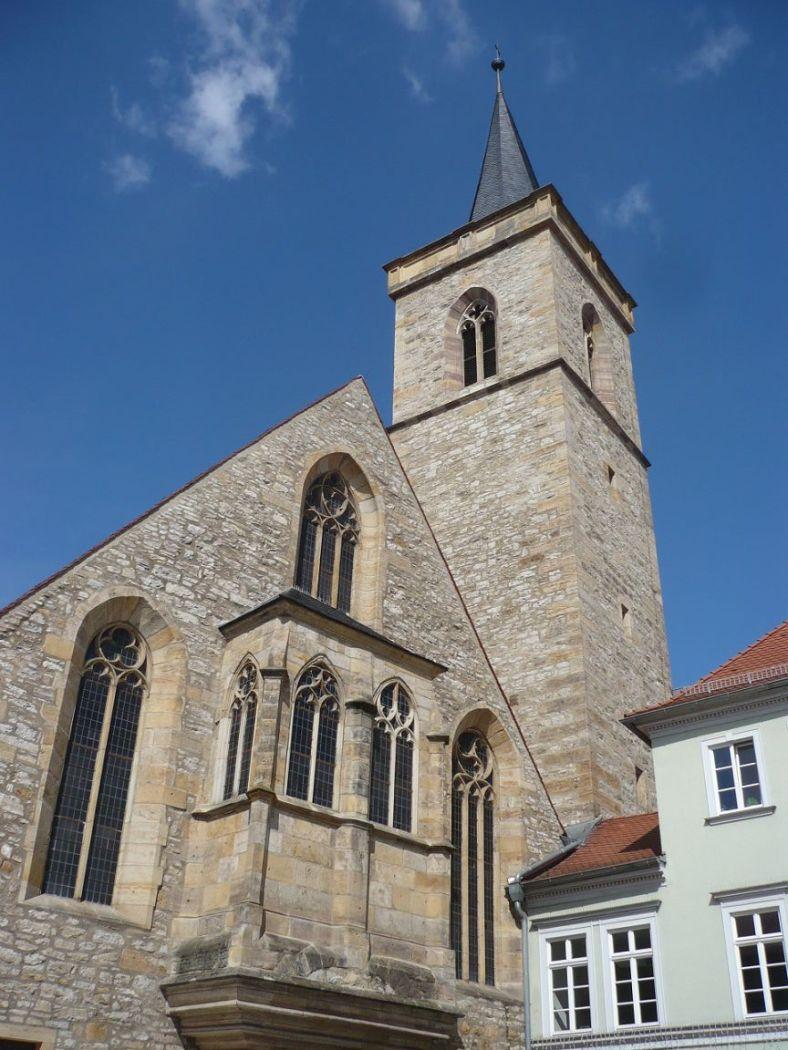 Wenigemarkt  _ Ägidienkirche 02