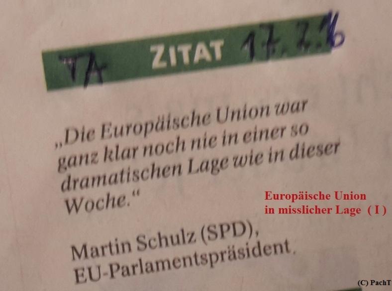 Zitat EU in misslicher Lage 17. 02.16