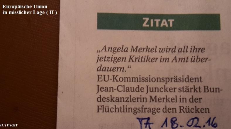 Zitat EU in misslicher Lage 18. 02.16