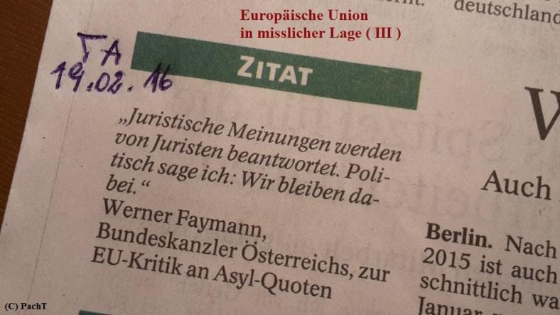 Zitat EU in misslicher Lage 19. 02.16