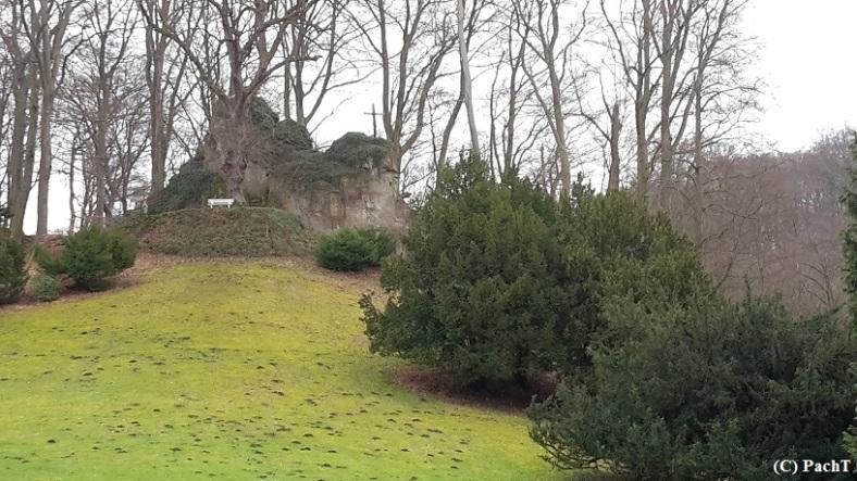 14 Schloss u. Park Altenstein Morgentorfelsen