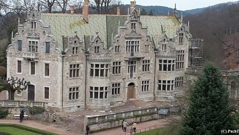 15 Schloss u. Park Altenstein