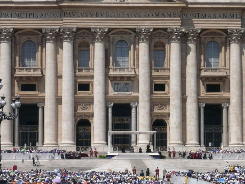 156 ROM Papst-Audienz