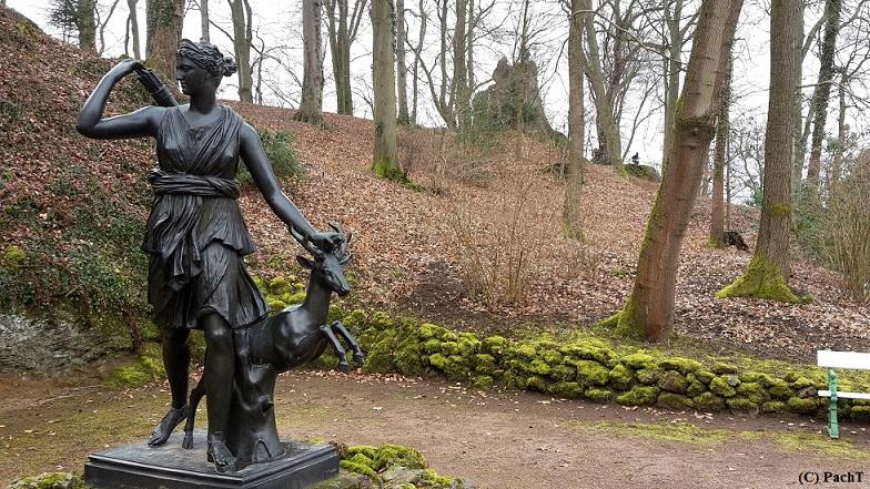 16 Schloss u. Park Altenstein Diana