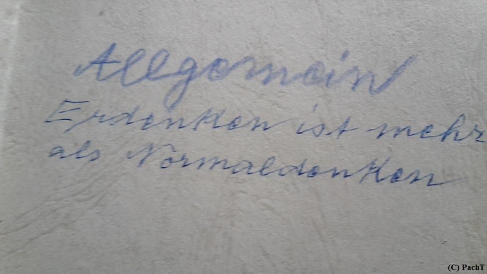 1887 - 1974 Erinnerung an meinen Opa Handschrift fasziniert 1