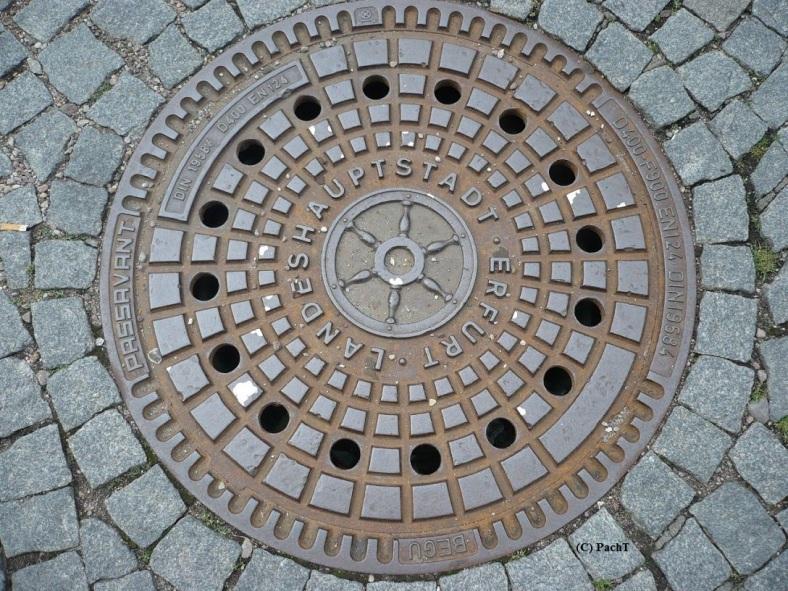 Erfurt _ Thüringen Landeshauptstadt 1