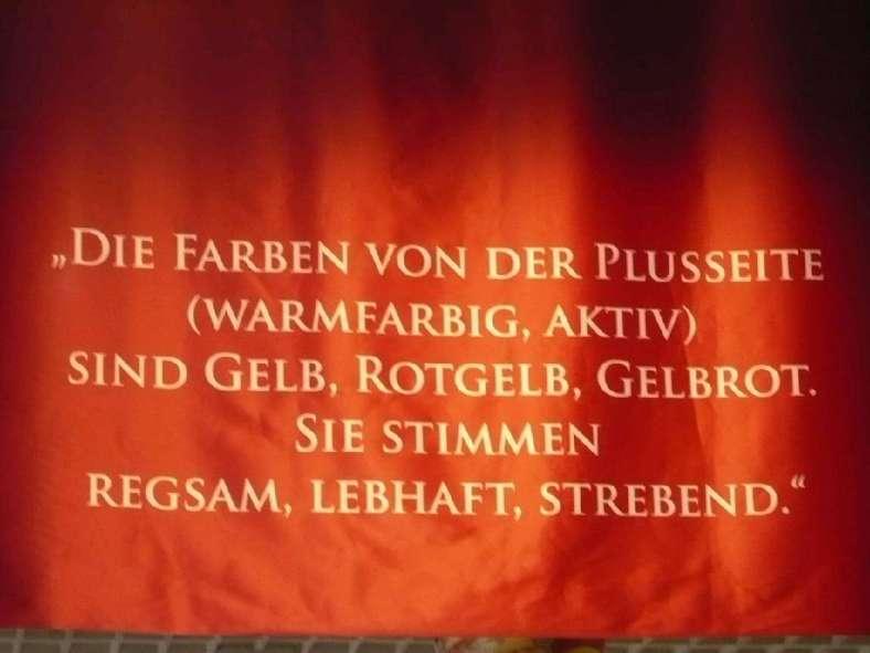 Grüne Woche Goethes Farbenlehre2