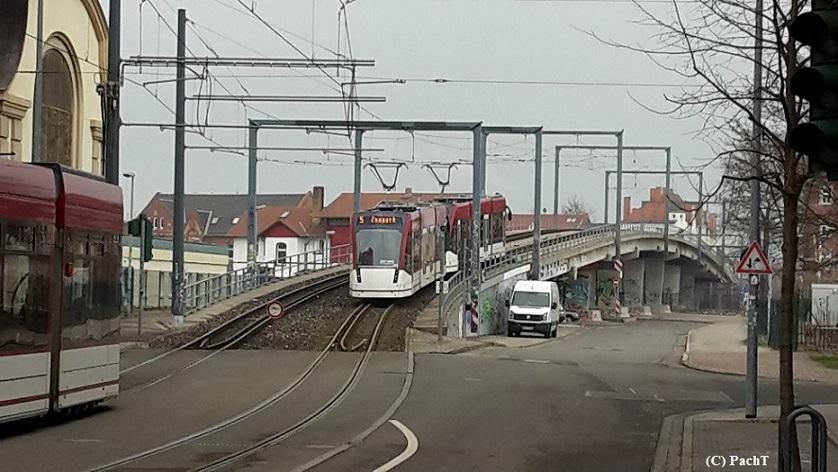 Magdeburger Allee _ Ende NORD 1