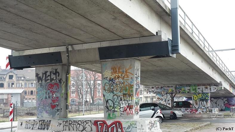 Magdeburger Allee _ Ende NORD 2