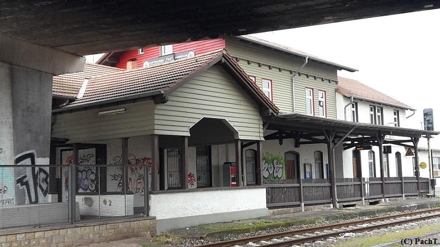 Magdeburger Allee _ NORDBAHNHOF Nordseite