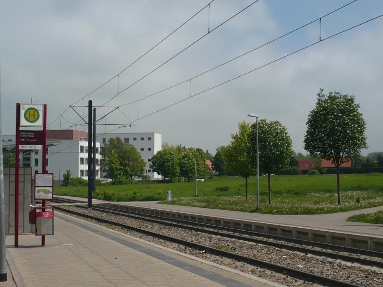 Am Buchberg StadtbahnStopp 1
