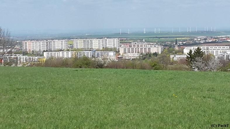Herrenberg vom Drosselberg gesehen