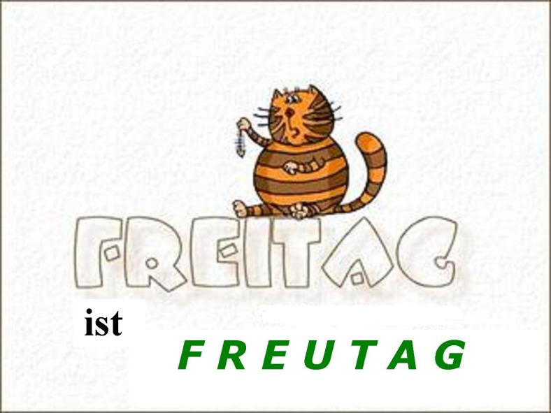 FREITAG ist FREUTAG