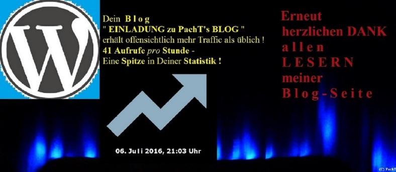 PachTs wordpress 10 Aufrufe pro Stunde 06.07.16