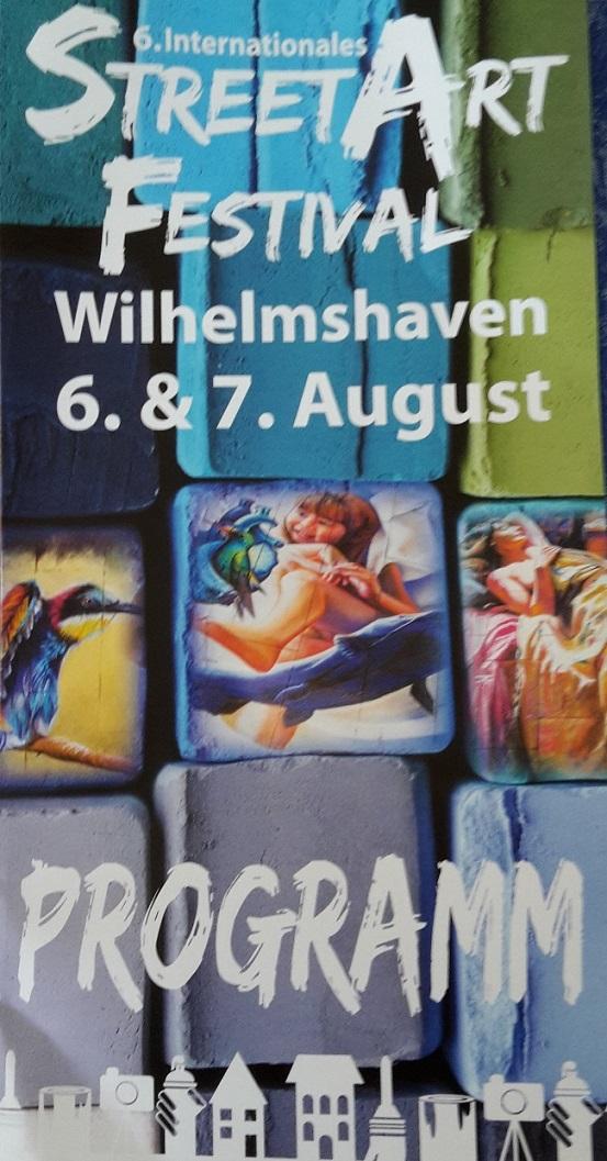 Bensersiel 00 über Wilhelmshaven _ KunstFest