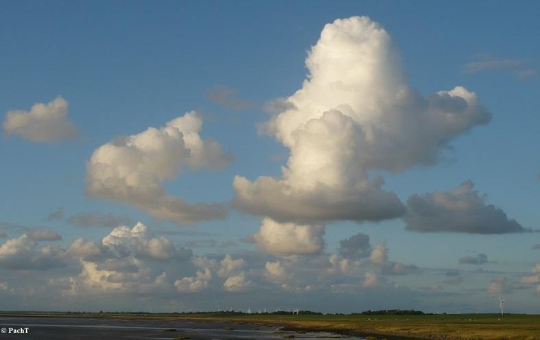 Dorum - Neufeld 13 Wolken