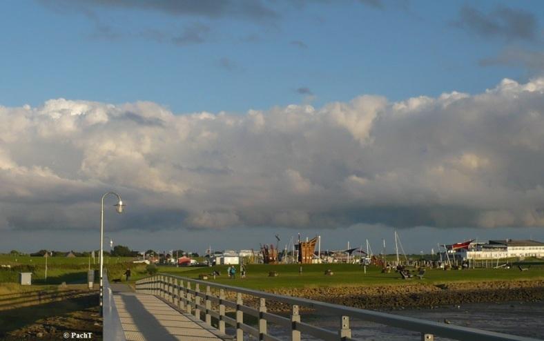 Dorum - Neufeld 14 Wolken