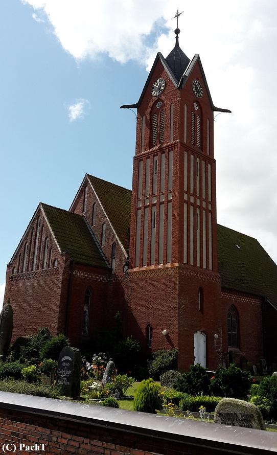 Insel LANGEOOG 03 Ev Kirche