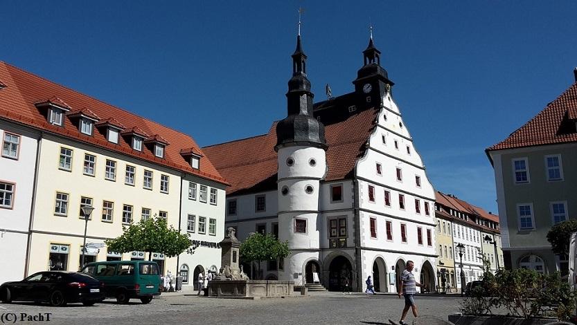 2016.08.30 Hildburghausen 2 Rathaus