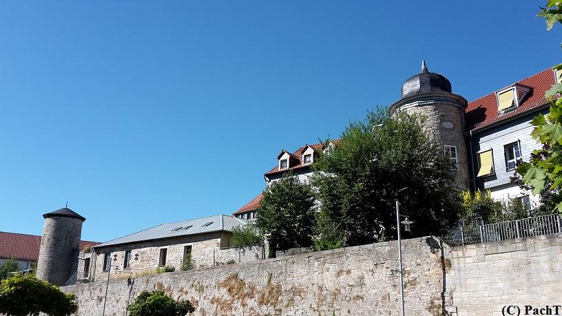 2016.08.30 Hildburghausen 4 Stadtmauer