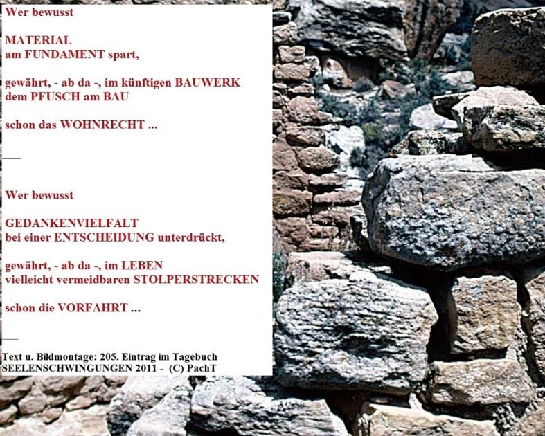 ssw205-gedanke_fundament