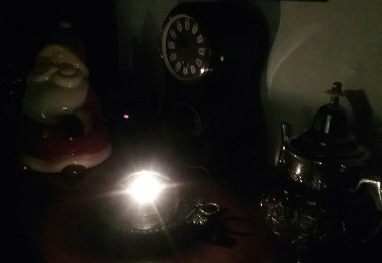 weihnachtsspuk