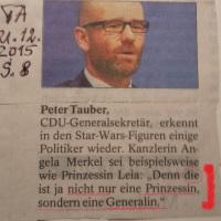 30.06.20 #Misstrauen der #Kanzlerin zum #Wähler ?