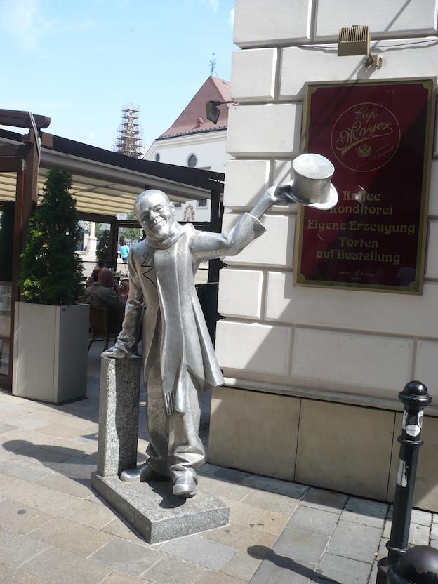 221 Altstadt-Impressionen Bratislava