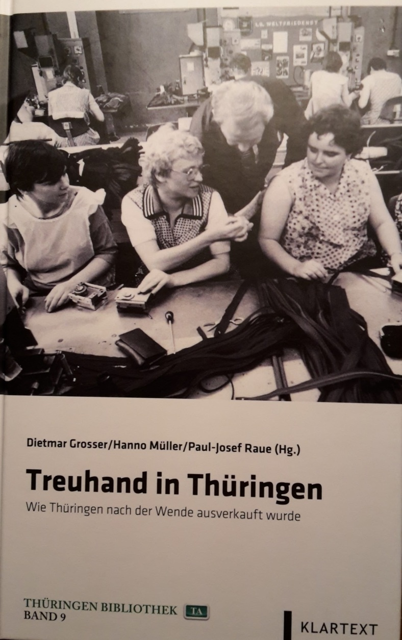 Buch TA - ThürBibliothek TREUHAND