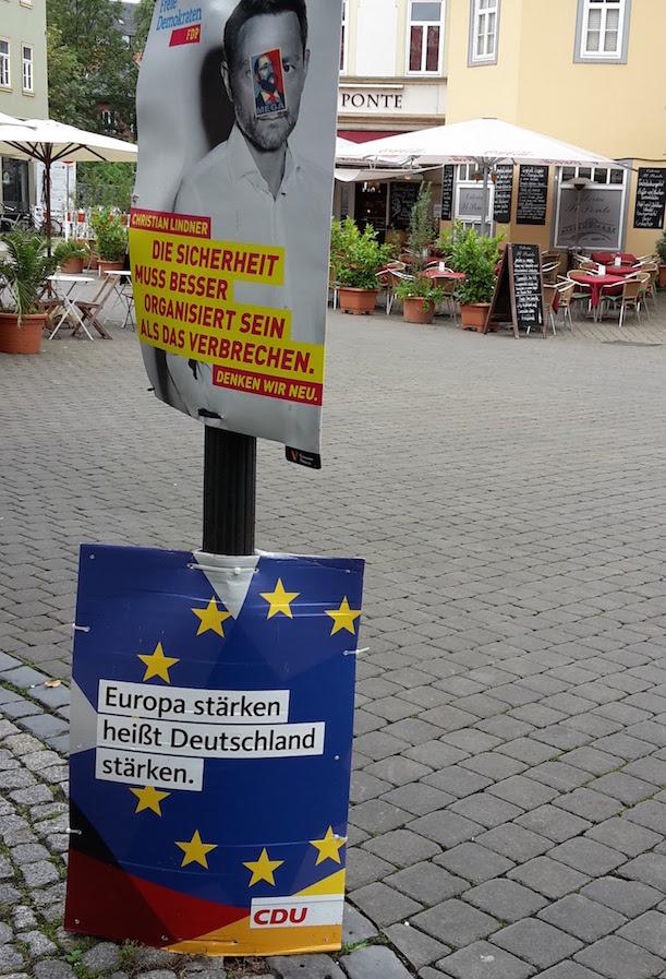 069 Die CDU geschwächt am Boden will_aber